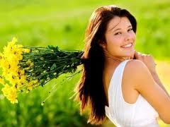 Mujer feliz 2