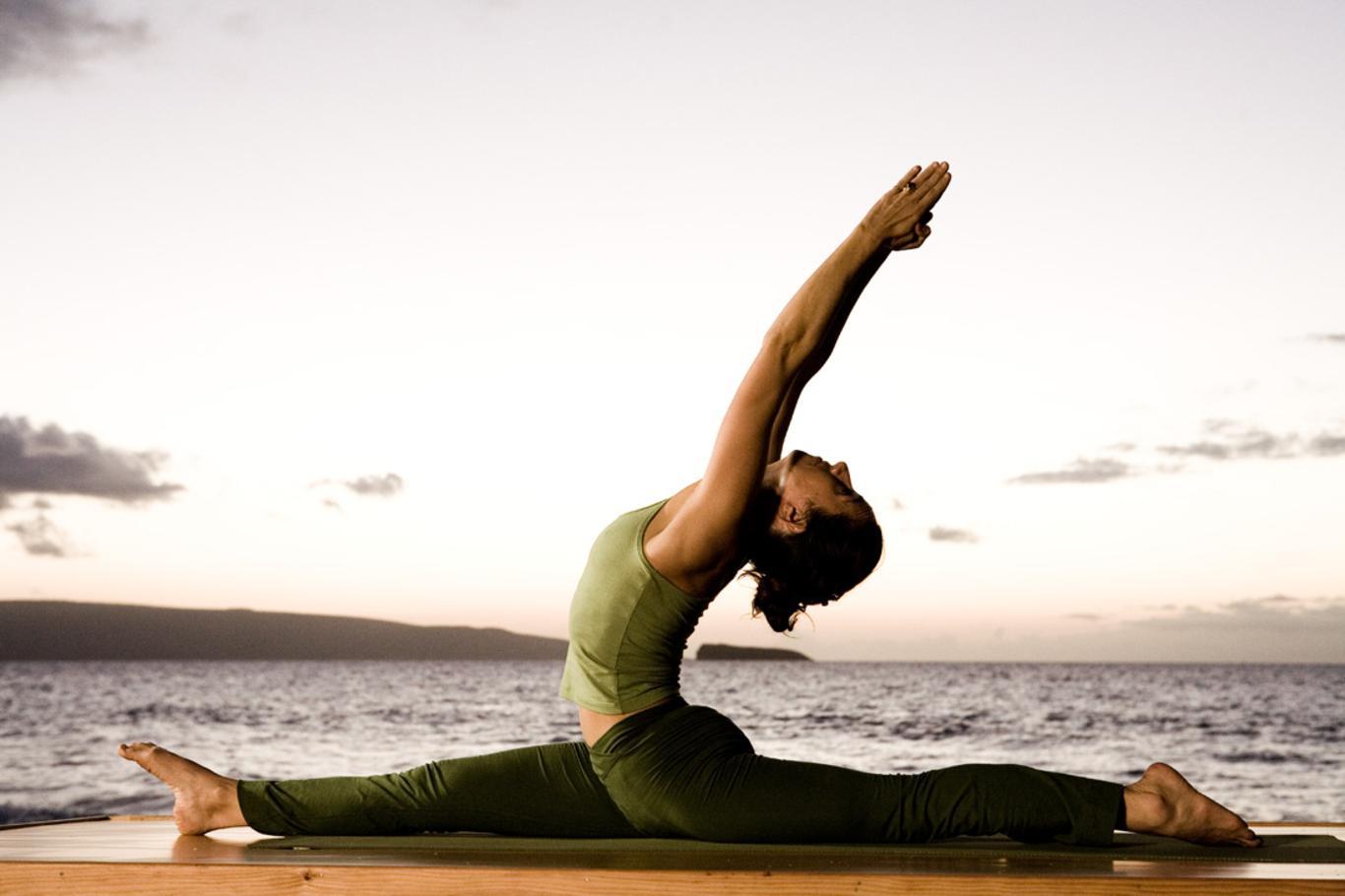 Beneficios de la yoga… sabes por qué se vuelve adictiva … te