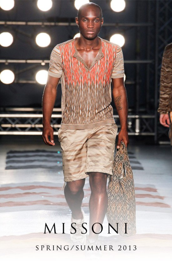 Missoni- MEN-Spring- Summer-2013