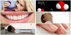 Enfermedades que puedes evitar con el Agua Oxigenada y otros Beneficios