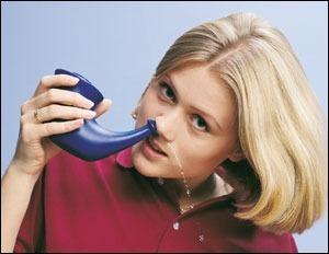 Resfriado  y Sinusitis Agua Oxigenada