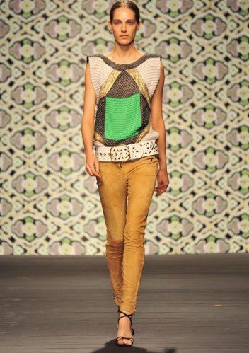 Iceberg-Spring-Summer-2013-Women-Collection-Milano-Fashion-Week c 2