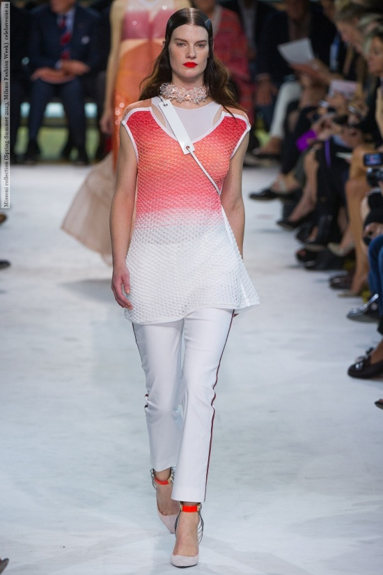 Missoni collection (Spring-Summer 2013, Milano Fashion Week)