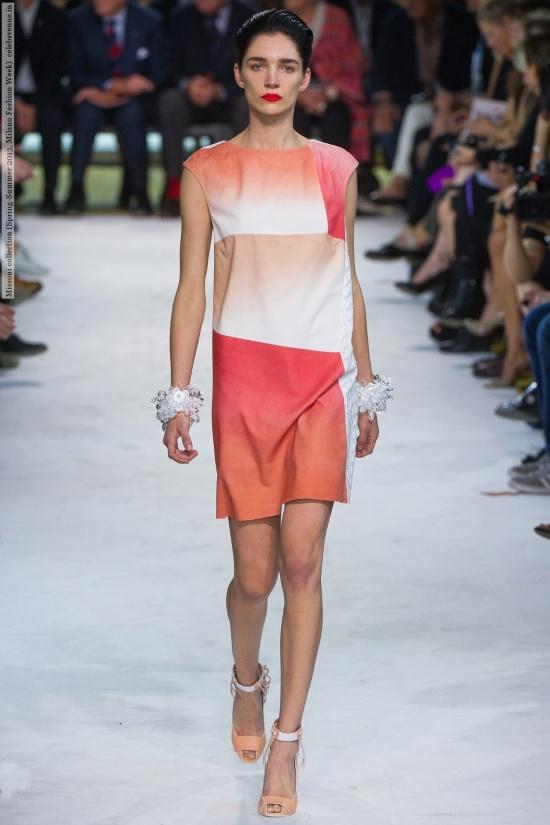 Missoni collection (Spring-Summer 2013, Milano Fashion Week)