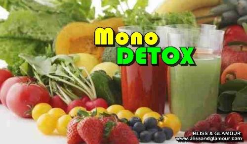 Detox de frutas - Desintoxica y baja de peso