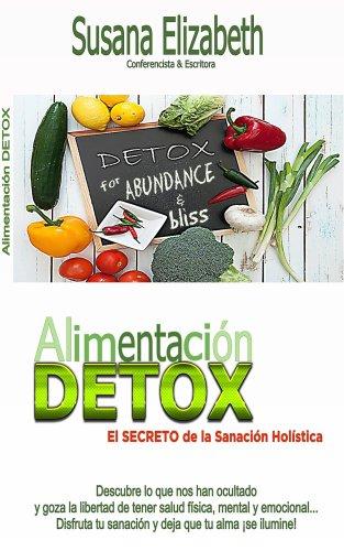Alimentación Detox -Libro Susana Elizabeth