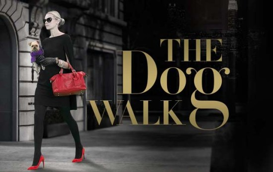 Dog walk Ralph Lauren Campaing 5