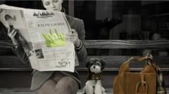 Dog Walk Ralph Lauren Campaing 2