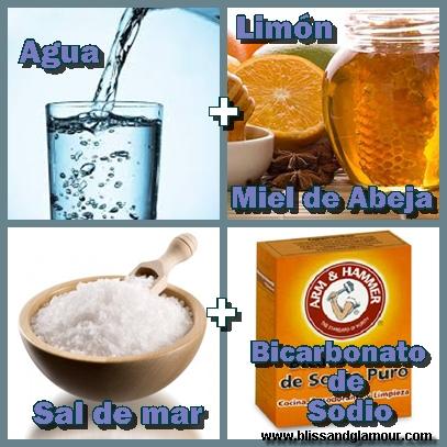 El Agua sola ¡deshidrata!... Haz tu propia agua mineralizada.